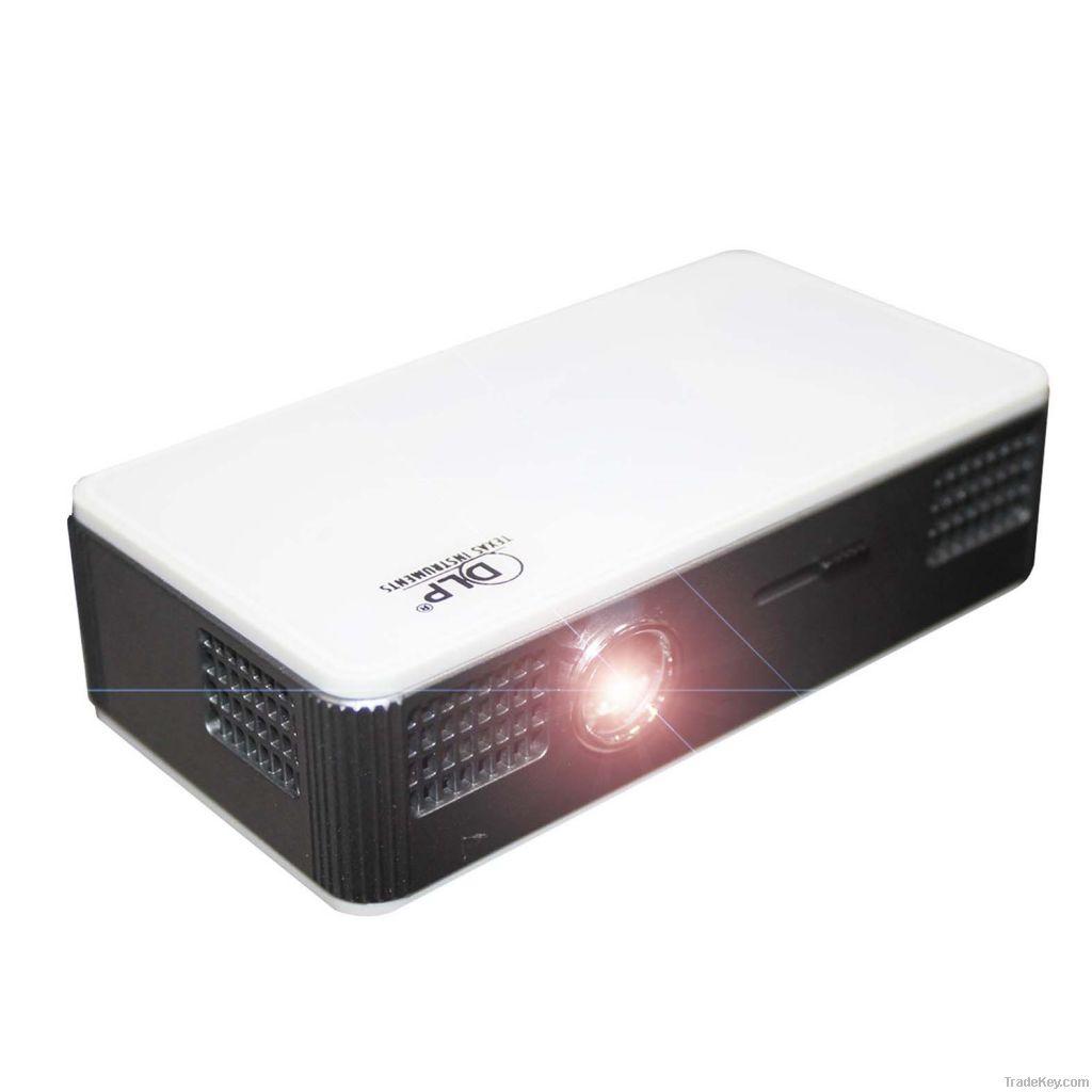 3D DLP pocket projector