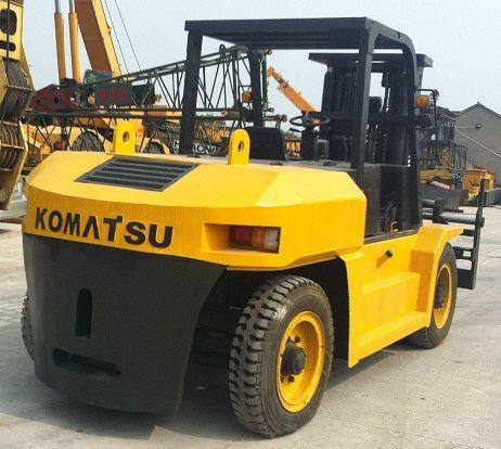 used 10ton komatsu forklift