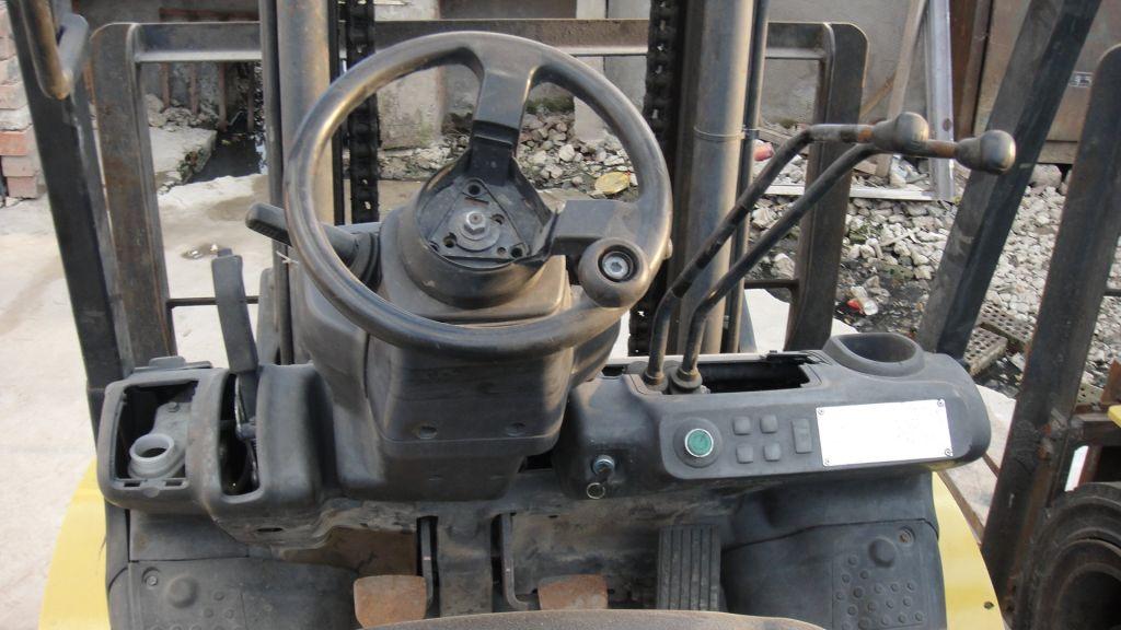 used komatsu fd30-16 forklift