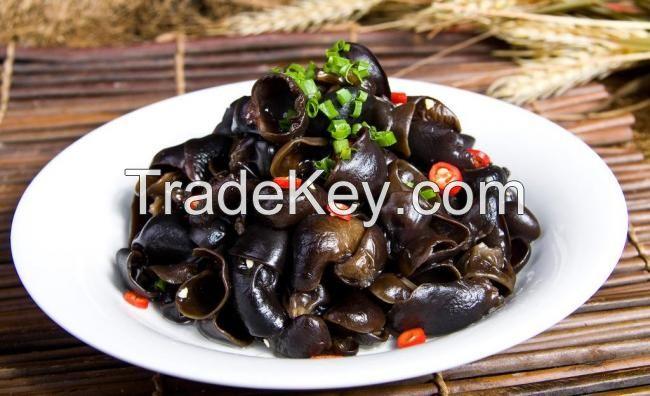 good delicious black fungus