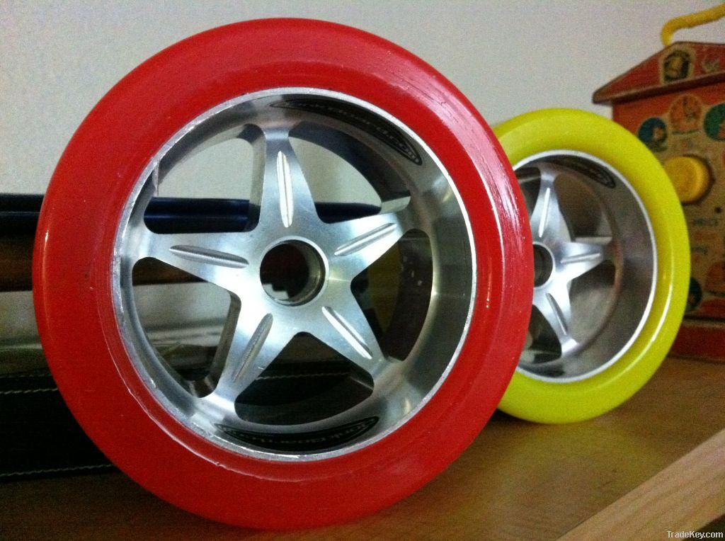 urethane wheels