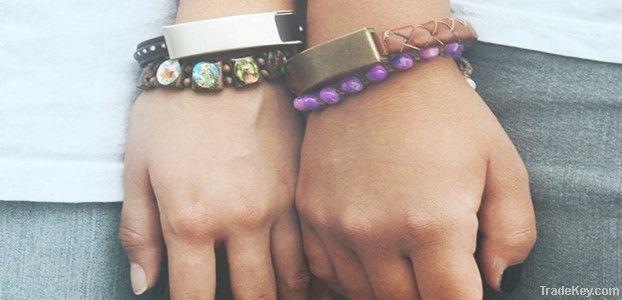 Data cable bracelets