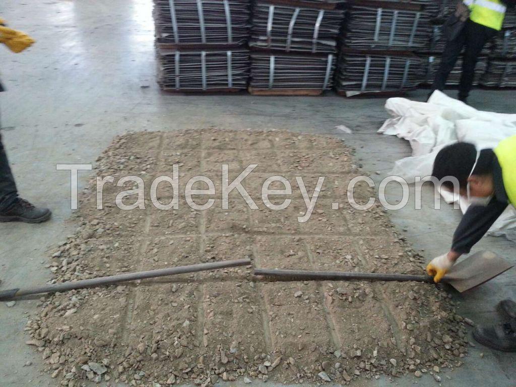 Copper ore 10%Cu up to 20%Cu. 1mm-50mm size