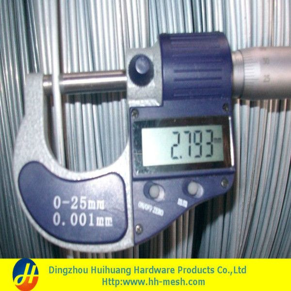 Hot Sale  Galvanized Iron Wire