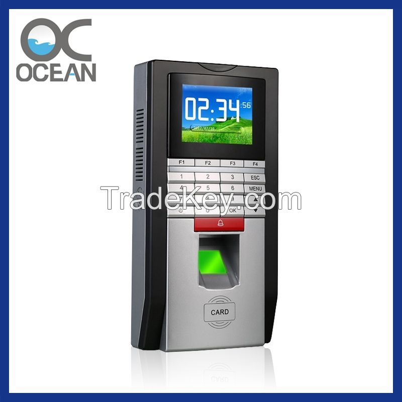 Metal Housing Waterproof Fingerprint Access control from INJES of China