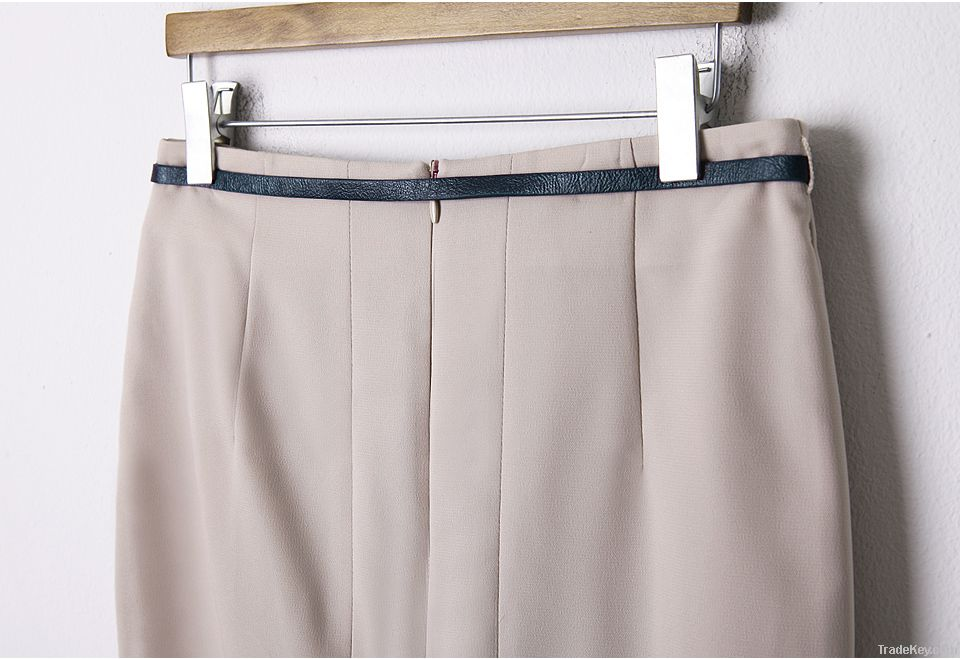 New skirts professional quality slim fit skirt suit wrapped hip skirt