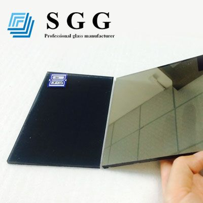 Best Supply dark grey reflective glass with good price