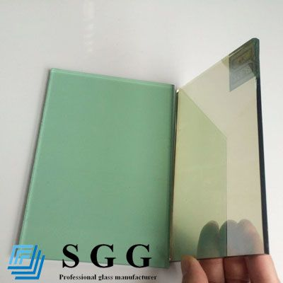 Best Supply light green reflective glass with good price