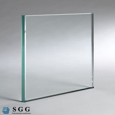 Clear Float Glass Factory
