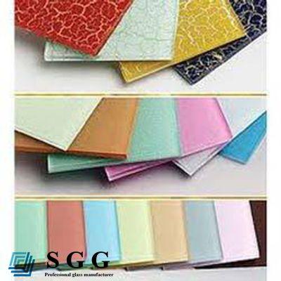 Silk Screen Glass Factory