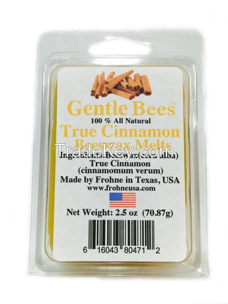 True cinnamon beeswax melts
