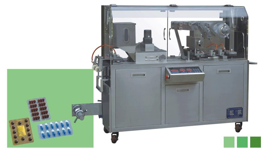 DPP Blister Packing Machine
