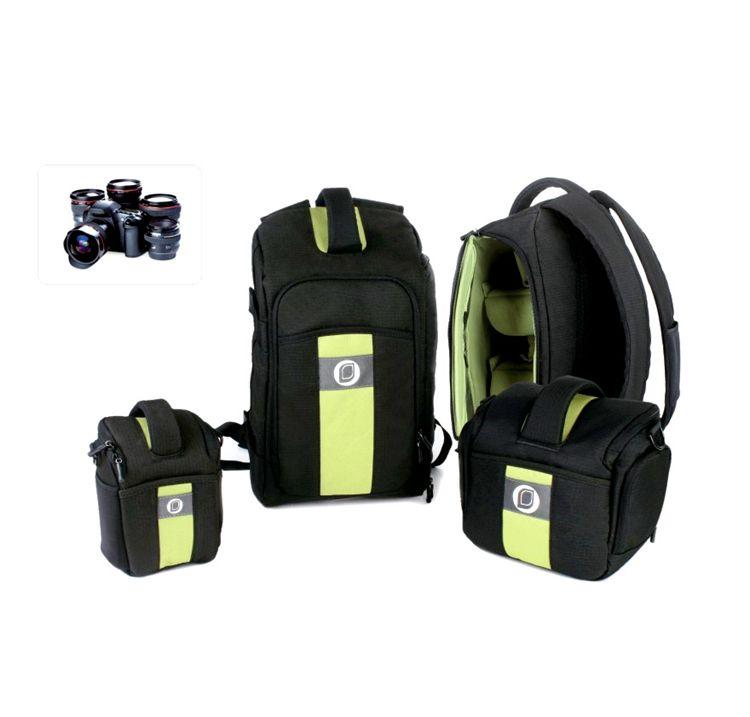 Nylon SLR Camera Bags with Shoulder