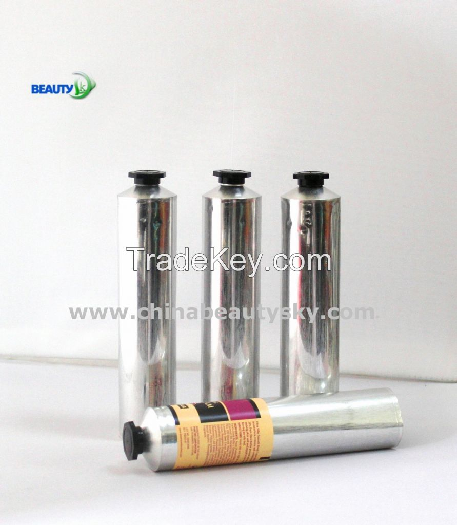 Aluminum Tubes Cosmetic Packaging Containers Hand Cream Tube Skin