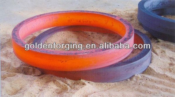 forged stainless ring pipe  304