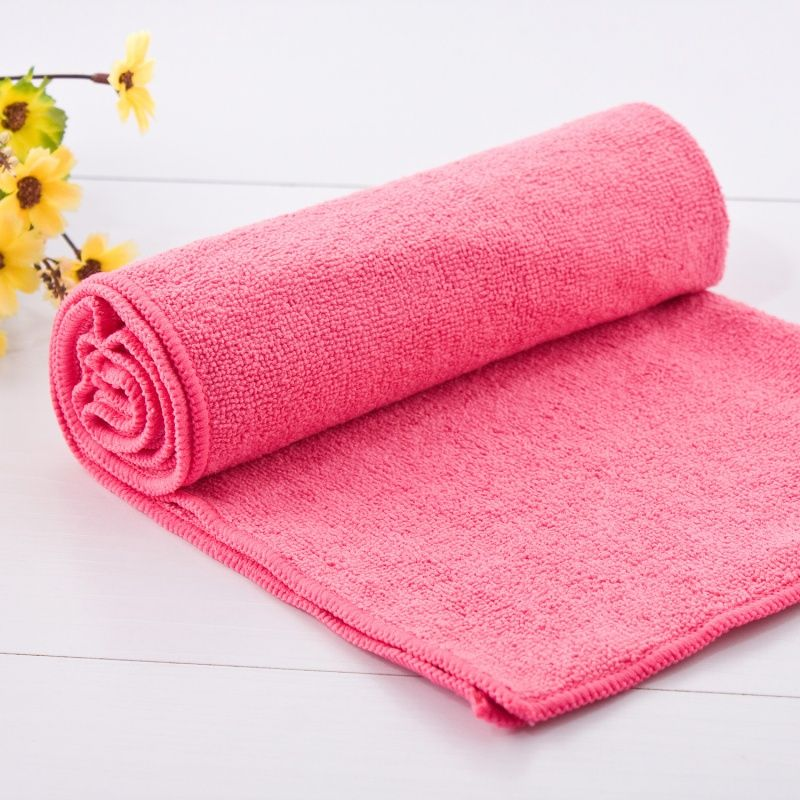 Multi-purpose Microfiber cleaning cloth
