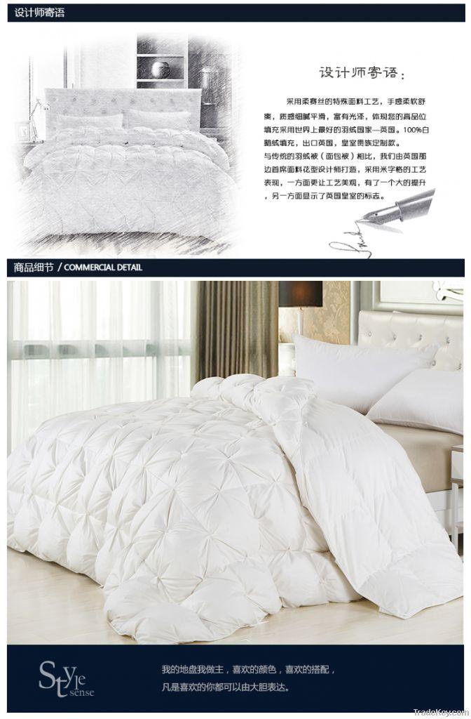 Down Quilt/Pillow/Mattress