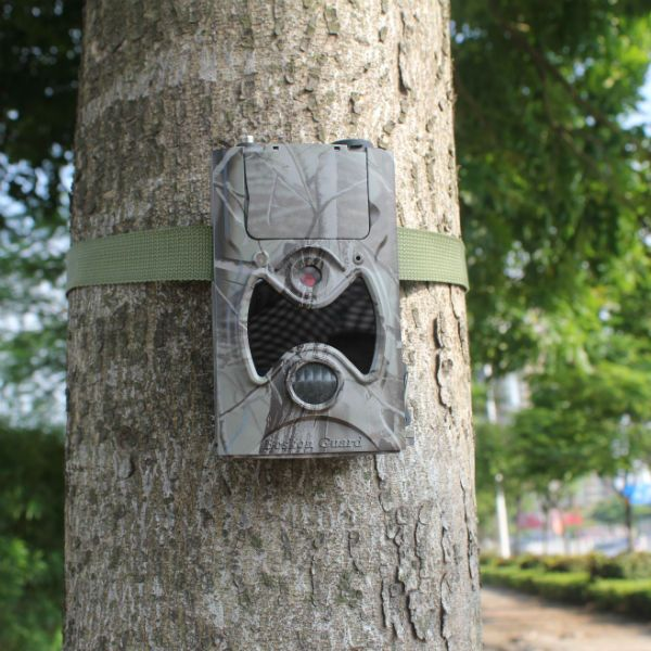Newest night vision 940NM invisible IR hunting trail camera