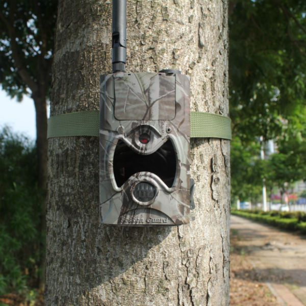 latest Infrared GSM MMS hunting trail camera with multi-language
