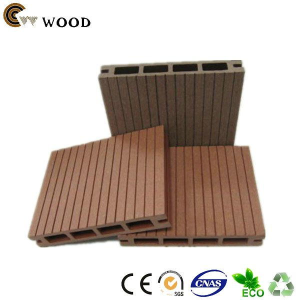 outdoor wood plastic composite decking