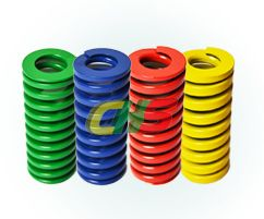 Chinese spring manufacturer outlet ISO10243 standard germany die/mold helical compression spring