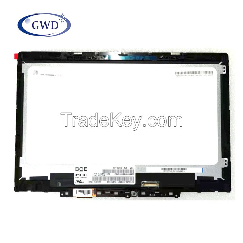 11.6 notebook NEW LCD TOUCH ASSEMBLY SCREEN FOR LENOVO CHROMEBOOK 300E DISPLAY digitizer panel