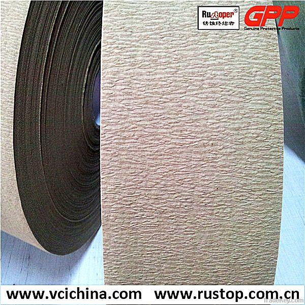 High Efficiency VCI Crepe Paper for Multimetals and Non-Ferrous Metals