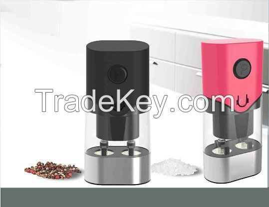 Electric Pepper/Salt Mill Grinder