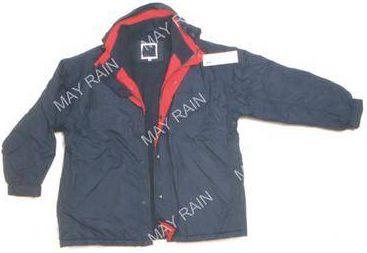 outdoor garments