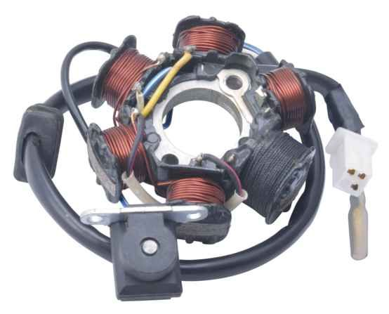 motorcycle engine parts Cylinder, clutch, motor etc.