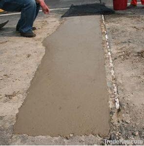 Direct selling polymer repair mortar bridge pavement runway dedicated