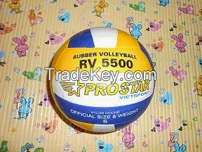 Rubber Volleyball No 5
