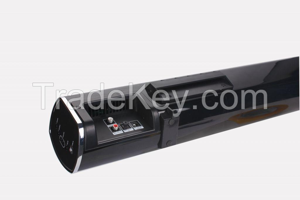 wireless 3D TV soundbar with dual subwoofers, 2015 the newst speaker