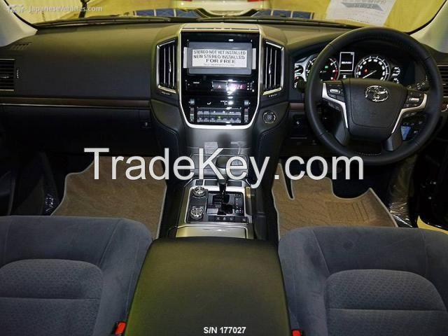 2016 Used Toyota Land Cruiser