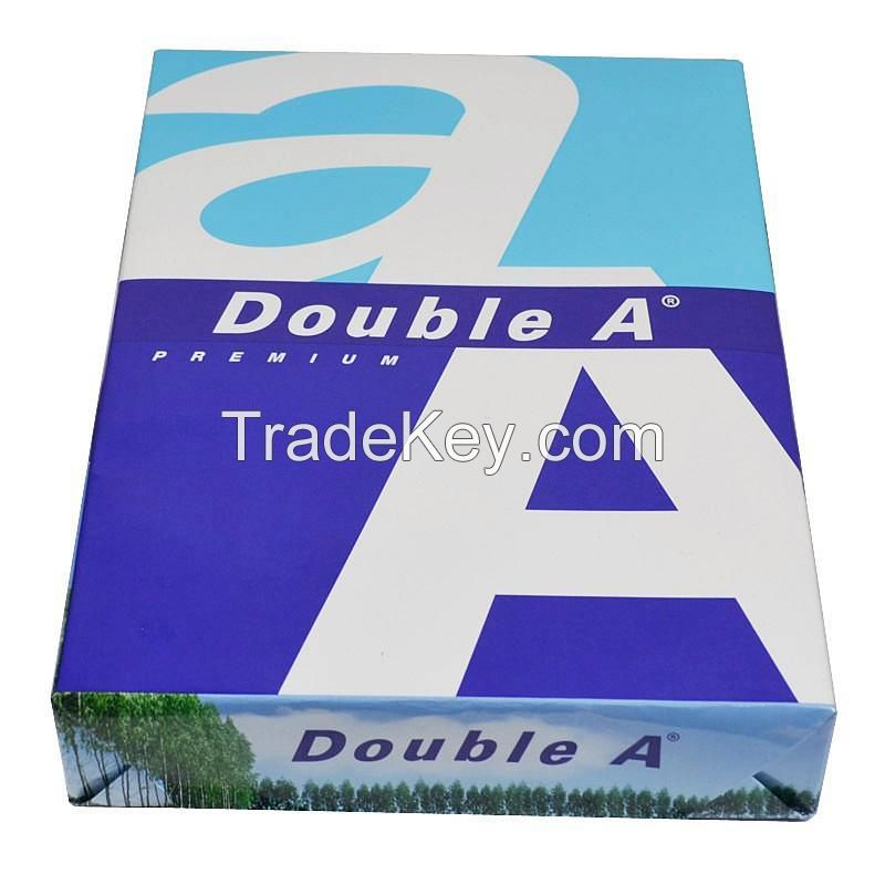 Grade AAA Printing Double A4 Paper  70GSM,75GSM,80gsm