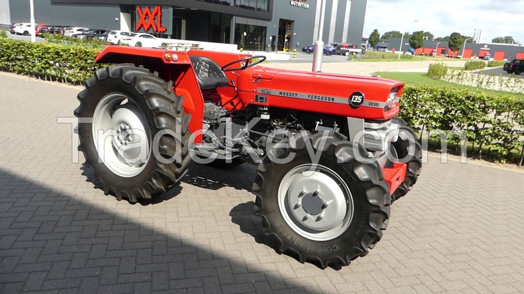 used Massey Ferguson Tractor MF 165 FARMING TRACTOR FOR SALE
