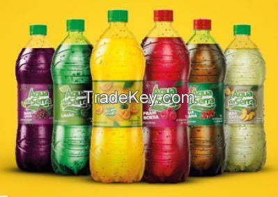 Soft drink Guarana from Brazil
