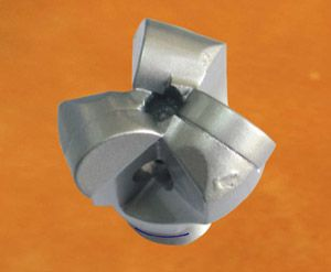 Durable PDC Drill Bit for coalfield mining