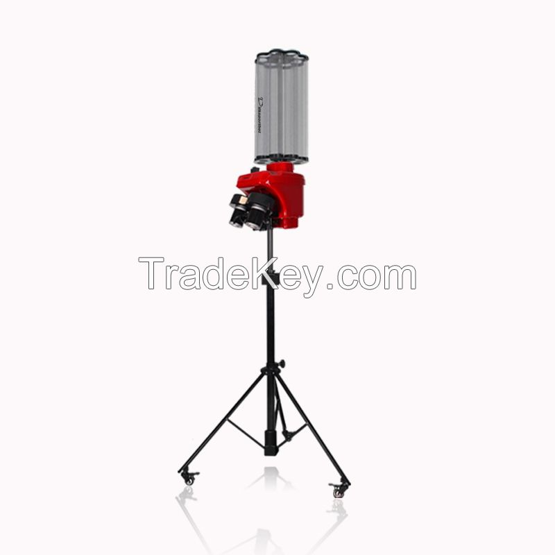 badminton training machine with remote control S4025 made in China for best price