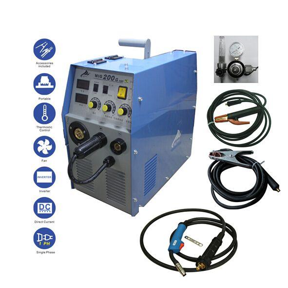 DC Inverter CO2 MIG Welding Machine industrial Seam welding machine