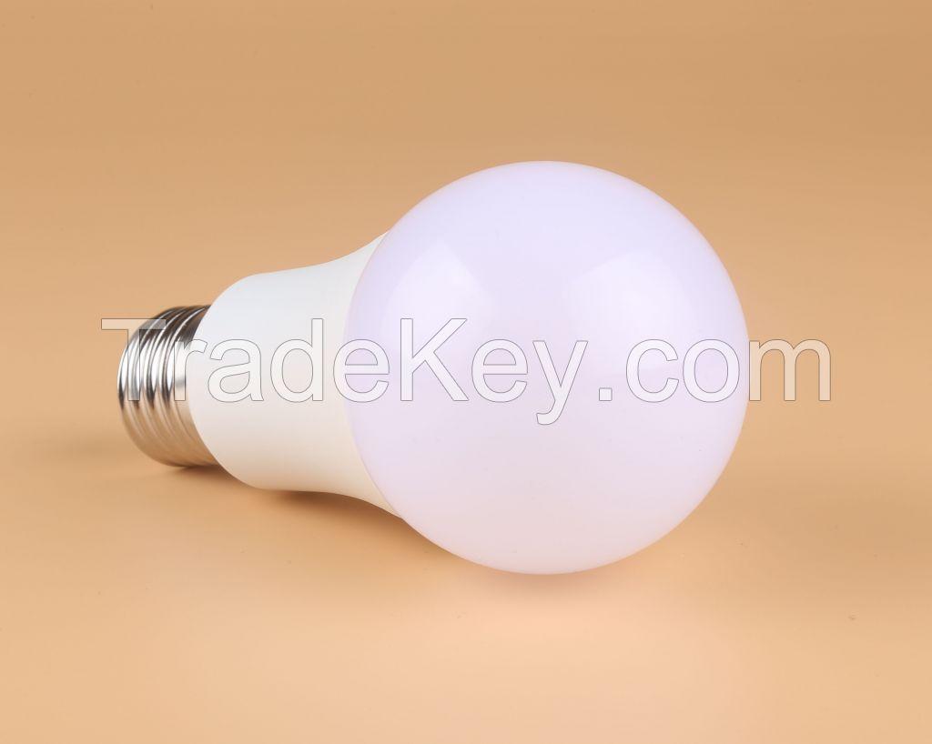 15W LED BULB LIGHTS 2700-6500K