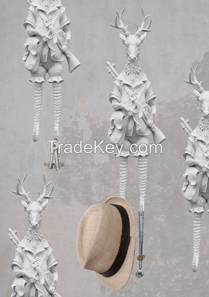 Oh Deer! Art Wall Hanger