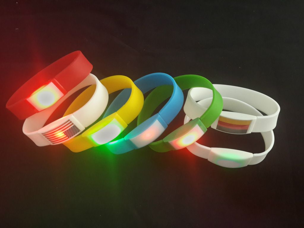 Silicone Bracelet Eco-friendly Silicone Good Quality Competitive Price OEM/ODM service
