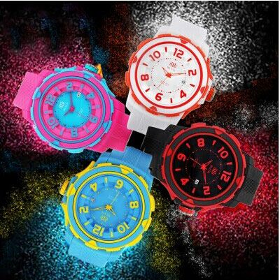 PU watch Japanese Movement OEM/ODM Service Good Quality Sample Available