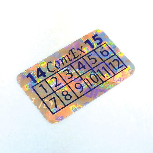 Warranty/ Security Stickers Malaysia