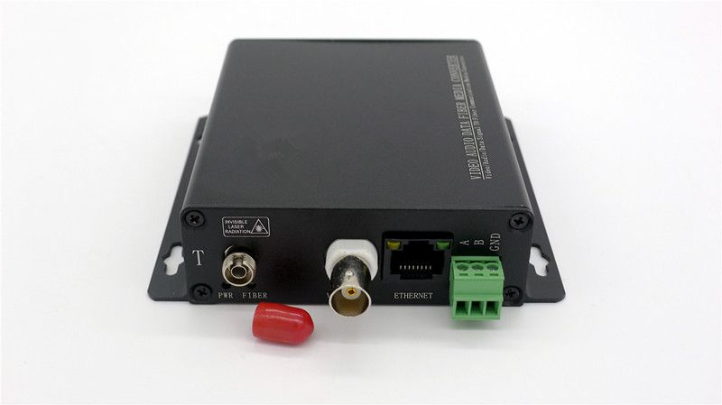 1080P TVI fiber converters support TVI/AHD/CVI cameras