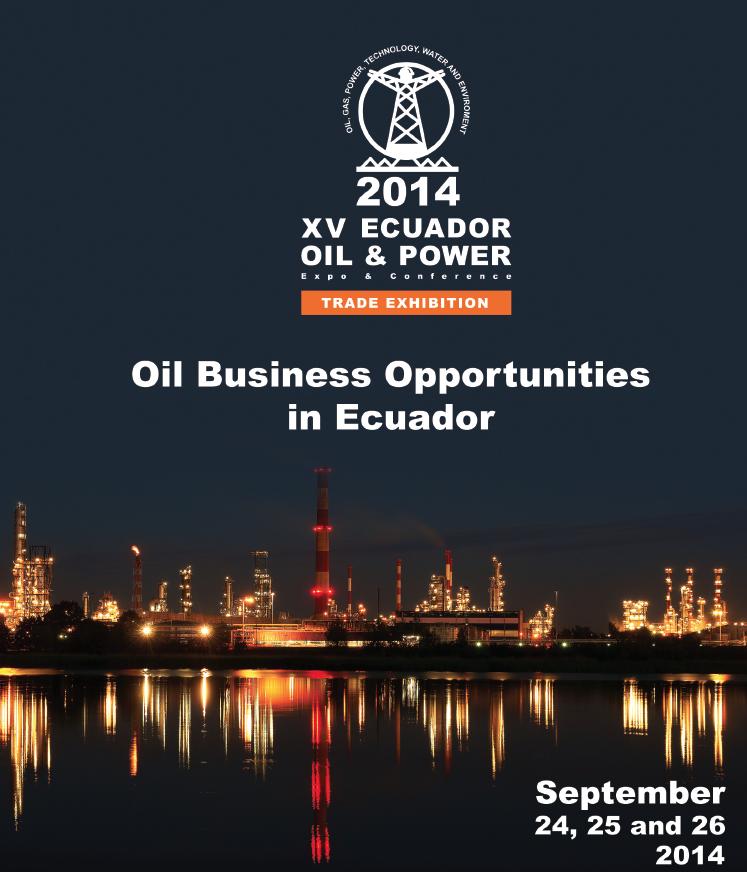 15th ECUADOR OIL AND POWER