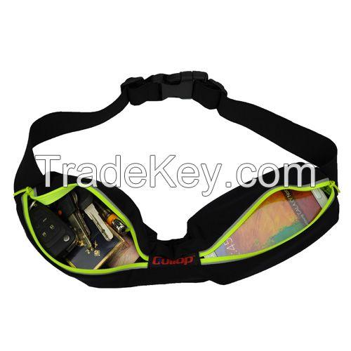 Elastic Sports Waist Bags