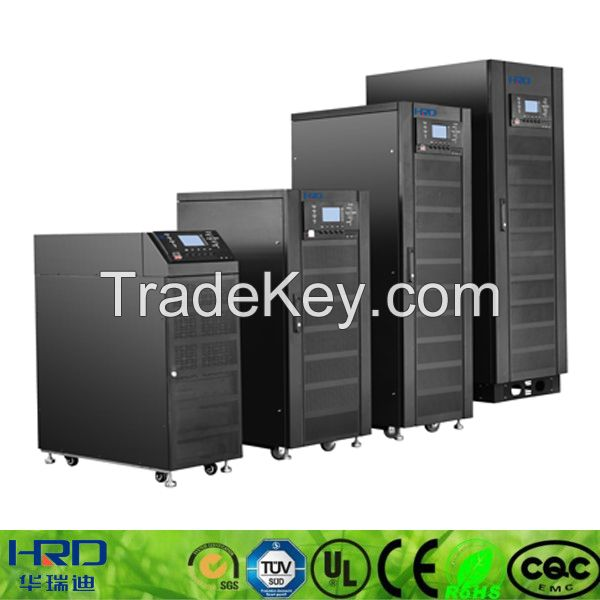 Powerwell Series 3/3phase Online HF UPS 10-120kva with  PF0.9, for High End