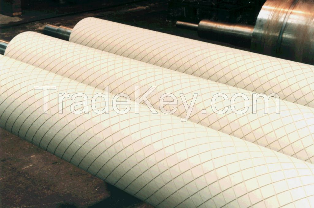 Grooved Rolls